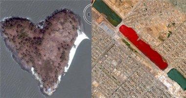 Nhờ Google Maps thế giới mới biết đến những địa danh này