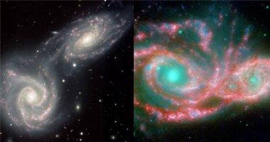 """Trái đất sắp bị thiên hà """"tấn công"""", đe dọa sự sống?"""