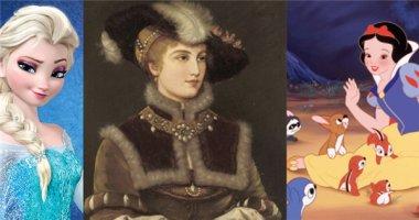 Bất ngờ nguồn gốc đằng sau các nàng công chúa nổi tiếng của Disney