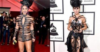 Chết ngất với 7 thảm họa thời trang trên thảm đỏ Grammy 2016
