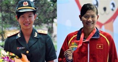 Ánh Viên lọt top 20 phụ nữ ảnh hưởng nhất Việt Nam năm 2016