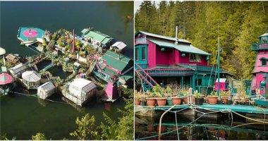 Choáng ngợp trước đảo thiên đường được xây dựng trong 20 năm