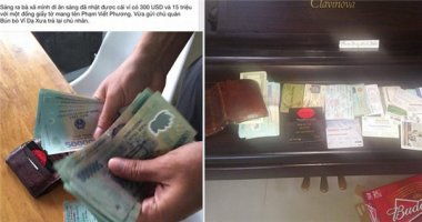 Người tốt giữa Sài Gòn: Nhặt được ví, tìm chủ bỏ quên