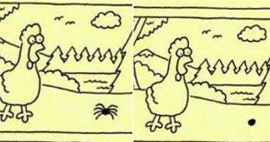 90% người đã sốc toàn tập khi biết 8 điểm khác nhau giữa hai bức tranh
