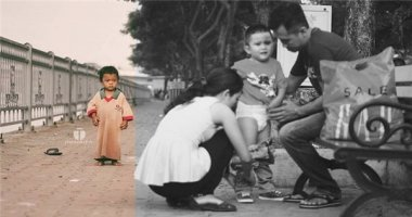 Lặng người trước những mảnh đời trẻ thơ có số phận trái ngược nhau