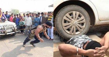 Người đàn ông được mệnh danh 'Người sắt của Ấn Độ' vì quá khỏe