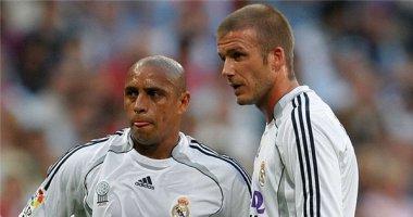"""Roberto Carlos """"chèo lái"""" siêu đội bóng của Beckham"""