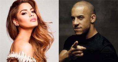 Hoa hậu hoàn vũ Colombia sẽ đóng phim xXx cùng với Vin Diesel