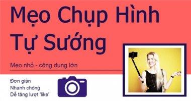 """5 mẹo chụp """"tự sướng"""" tăng nghìn like"""
