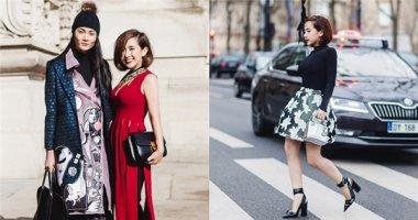 "Fashionista Việt tiếp tục ""bội thu"" tại Paris Fashion Week"