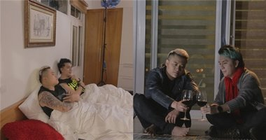 """Vũ Duy Khánh và Minh Vương """"ngoại tình"""" trong MV mới"""