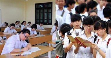 Những lưu ý trong kì thi Trung học phổ thông Quốc gia năm 2016