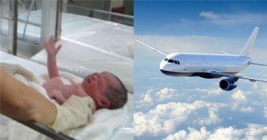 Bé trai chào đời an toàn trên máy bay khi đang ở độ cao 10.000 mét