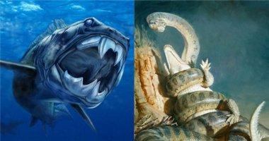 10 quái vật hung bạo đã tuyệt chủng trên Trái Đất