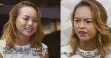 Phản ứng thiếu văn hoá, đáng xấu hổ của thí sinh người Việt tại Asia's Next Top Model