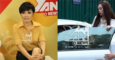 YAN Chat: Minh Hằng và Phương Thanh luân phiên nói xấu nhau