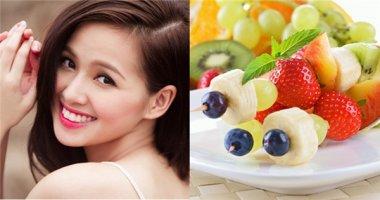 6 loại trái cây giúp răng trắng sáng tức thì