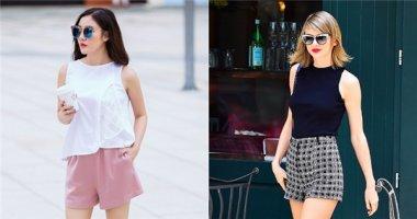 """Những chiếc quần short """"đánh bay"""" cái nắng mùa hè"""