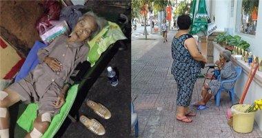 Đượm tình con hẻm nhỏ ở Sài Gòn cưu mang bà cụ 86 tuổi không nhà