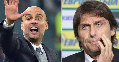 """Vung 90 triệu bảng, Conte kích hoạt """"chiến tranh"""" với Pep"""