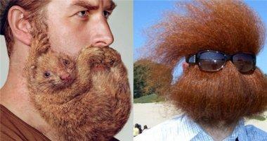 """Những bộ râu của các quý ông này sẽ khiến chị em """"chạy mất dép"""""""