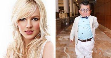 """Cậu bé """"yêu"""" nhất Việt Nam xuất hiện trên Instagram của Britney Spears"""