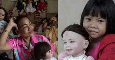 Cơn sốt nuôi búp bê như con đẻ ở Thái Lan