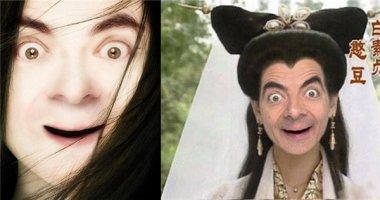 """Khi Mr. Bean """"phá hoại"""" hình tượng các nhân vật đình đám"""