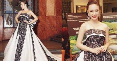 Choáng ngợp trước vẻ đẹp kiêu sa, quý tộc của Angela Phương Trinh