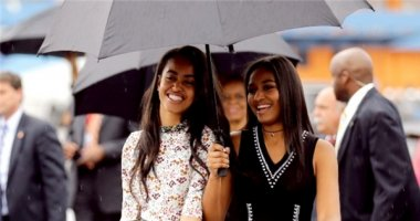"""Cuộc sống đời thường của """"hai nàng công chúa"""" nhà Tổng thống Obama"""