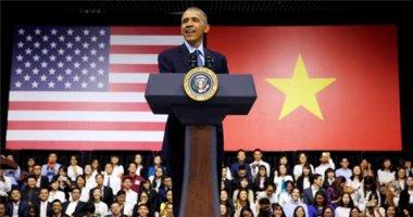 Tổng thống Obama nhắc đến nhạc Trần Lập, Sơn Tùng với giới trẻ Việt