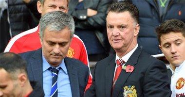 MU: Mourinho báo cho Van Gaal biết quyết định sa thải