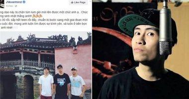 JVevermind gửi lời chúc sinh nhật muộn đến Toàn Shinoda
