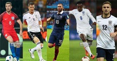 13 ngôi sao vắng mặt đáng tiếc nhất kỳ EURO năm nay