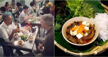 Sau bún chả, Tổng thống Obama cần thưởng thức 9 món này ở Việt Nam