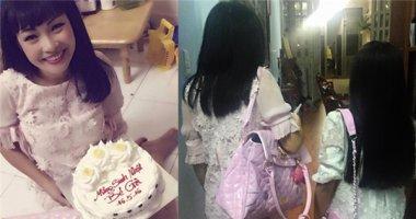 Phương Thanh trẻ trung bất ngờ khi diện đồ đôi mừng sinh nhật con gái