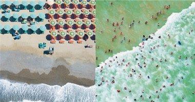 Những bãi biển đẹp tuyệt nhìn từ camera bay