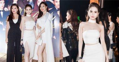 """Ngọc Trinh """"chặt đẹp"""" hoa hậu Hàn Quốc, Trung Quốc"""