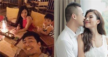 Ngọt ngào với cách bày tỏ tình cảm của sao Việt nhân ngày Gia đình