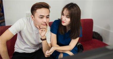 """Vợ chồng Tú Vi, Văn Anh """"dốc sức"""" tìm trai đẹp cho phim mới"""