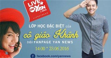 Duy Khánh: nhân tố tài năng ngày càng tỏa sáng của showbiz Việt