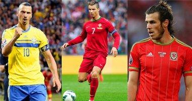 Những chuyên gia sút phạt hàng đầu tại EURO 2016