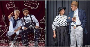 Ông bà cụ gần 100 tuổi kỉ niệm 64 năm bên nhau theo một cách đặc biệt