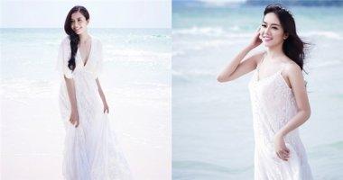 5 set đồ đi biển mùa hè cho những cô nàng điệu đà, nữ tính