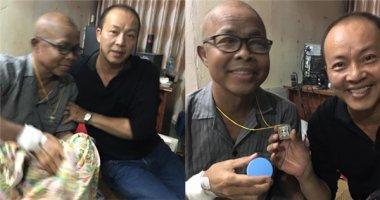 Hành động gây xúc động của NSƯT Đức Hải dành cho Hán Văn Tình