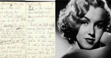 Ngỡ ngàng với bí mật chưa được công bố về nhật kí của Marilyn Monroe