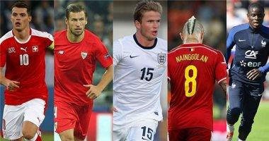 """Những """"hung thần"""" tuyến giữa đáng được kì vọng nhất EURO 2016"""