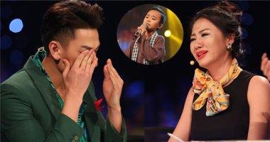 Văn Mai Hương, Isaac bật khóc nức nở khi nghe Hồ Văn Cường hát