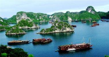 Top 10 danh lam thắng cảnh đẹp tuyệt vời ở Việt Nam