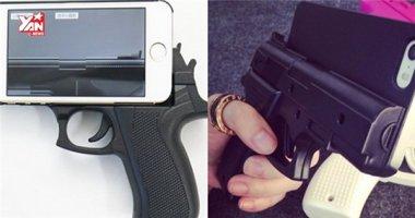 Bị bắt vì sử dụng ốp lưng iPhone hình khẩu súng